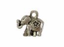 Kovový prívesok - slon