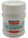 Štruktúrovacia pasta - hrubozrnná - snehová pasta - 230 ml