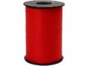 Špirálovacia stužka 10mm - červená matná