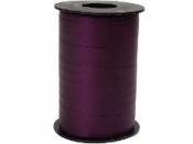 Špirálovacia stužka 10mm - fialová matná