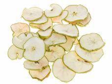 Sušené jablká pláty 10 kusov - zelené