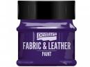 Farba na textil a kožu - 50ml - fialová