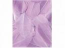 Aranžérske pierka hladké - 3g - svetlo fialové