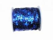 Flitre na šnúrke - modré