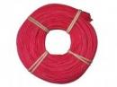 Pedig, ratanové prúty 100g 1,5mm - červený
