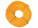 Pedig, ratanové prúty 100g 1,5mm - tmavo oranžové