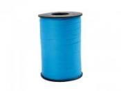 Špirálovacia stužka 10mm - neónová modrá