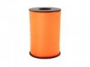 Špirálovacia stužka 10mm - neónová oranžová