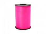Špirálovacia stužka 10mm - neónová ružová