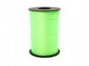 Špirálovacia stužka 10mm - neónová zelená