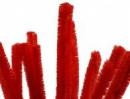 Žinilkový drôt 15mm 30cm - červený