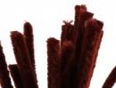 Žinilkový drôt 15mm 30cm - vínový