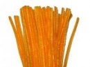 Žinilkový drôt 6 mm - mandarínka
