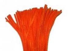 Žinilkový drôt 6 mm - oranžový