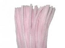 Žinilkový drôt 6 mm - ružový