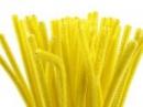 Žinilkový drôt 6 mm - žltý