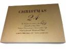 Vianočná darčeková papierová krabica 39cm