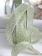 Vianočná bavlnená stuha s hviezdičkami 25mm - ružová