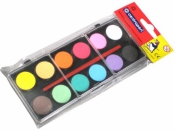 Vodové farby - 12ks