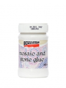Lepidlo na mozaiku a kamienky - 100 ml