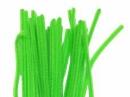 Žinilkový drôt 6 mm - jablkový zelený