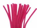 Žinilkový drôt 6 mm - barbie ružový