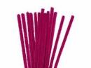 Žinilkový drôt 6 mm - cyklamenový