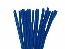 Žinilkový drôt 6 mm - modrý