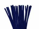 Žinilkový drôt 6 mm - tmavý modrý